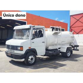 Mercedes Benz 710 C/ Limpa Fossa É Ford Cargo 815 816 712 81