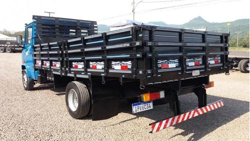 mercedes benz 710 - carroceria- fernando caminhões