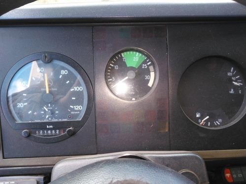 mercedes benz 710 termicos y carroceria metalica
