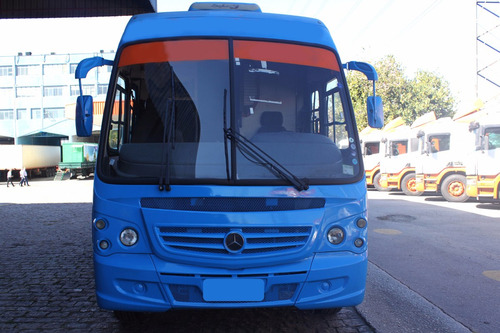mercedes-benz 712-e setcesp urbano 2007 - 06 unidades