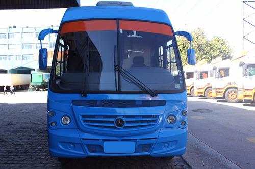 mercedes-benz 712-e setcesp urbano 2007 - 08 unidades
