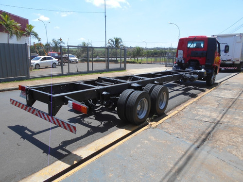 mercedes benz 915c 2012 6x2 truck itália caminhões