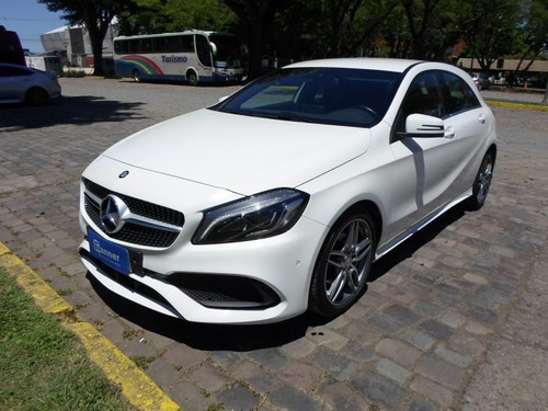 mercedes benz a 200  1.6 turbo full amg pack 2017