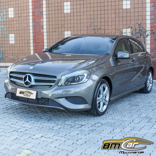 mercedes-benz a 200 1.6 turbo style 16v gasolina 4p