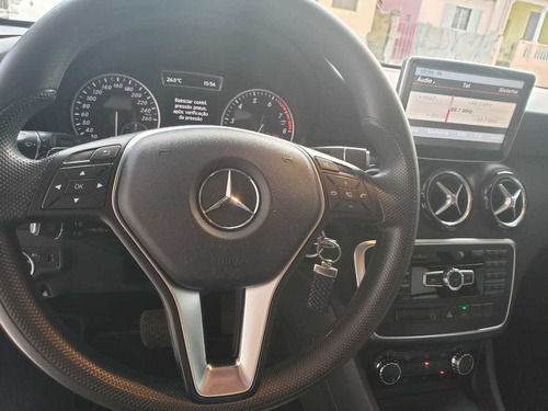 mercedes-benz a 200 1.6 turbo style 16v gasolina 4p