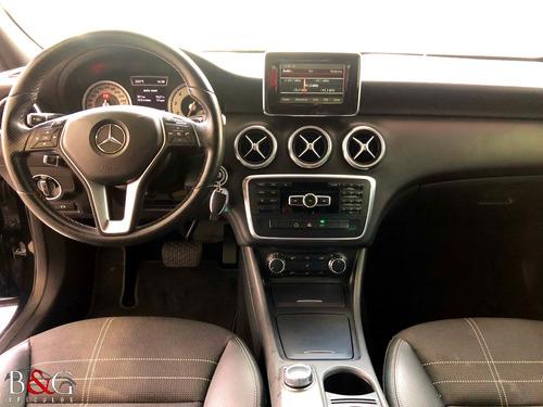 mercedes-benz a 200 1.6 urban turbo - 2013