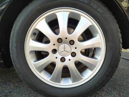 mercedes-benz a 200 2.0 elegance gasolina 4p