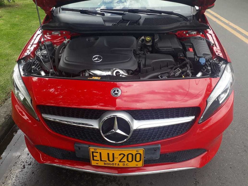 mercedes benz a 200 2018 at techo full