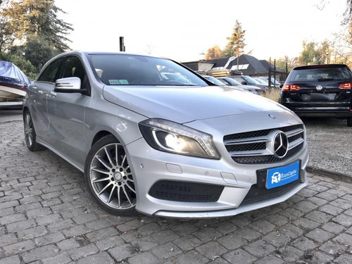 mercedes benz a 200  manual 6 marchas 156 hp 2014
