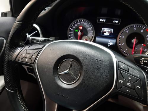 mercedes benz a 200 style 1.6 turbo automática 2015 top!