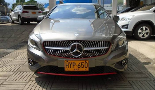 mercedes benz a 200 urban 5p
