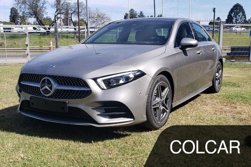 mercedes benz a 250 amg-line sedan 2020 - 0km