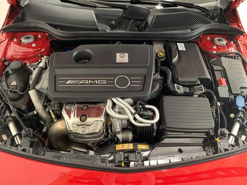 mercedes-benz a 45 amg 2.0 16v turbo gasolina 4p