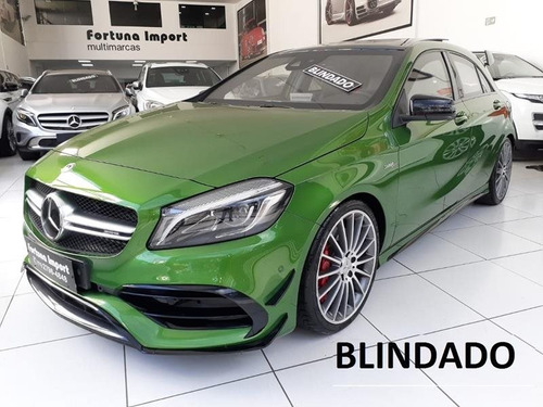 mercedes-benz a 45 amg 2.0 cgi gasolina 4matic speedshift