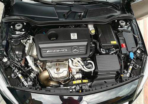 mercedes benz a 45 amg 367 hp - a45 4 matics