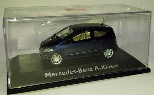 mercedes benz a klasse 2005 - 1/43  schuco