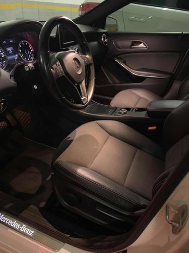 mercedes-benz a200 1.6 turbo urban automatico 2015 branco