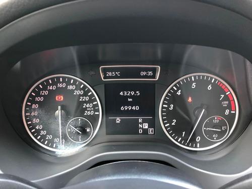 mercedes benz a200 - 2013 - triptonic - 1.6 turbo