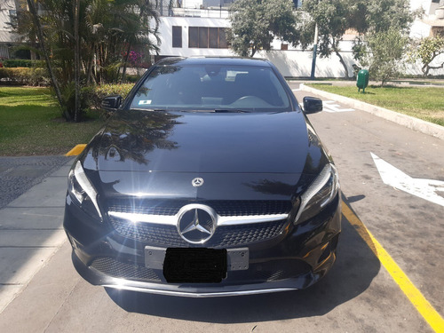 mercedes benz a200 2017 hatchback automatico impecable