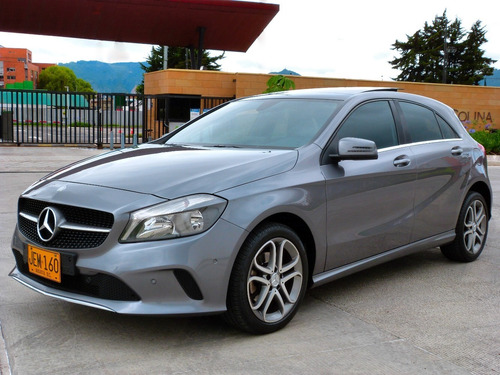 mercedes benz a200 automático 1.6t sunroof y paddle shift