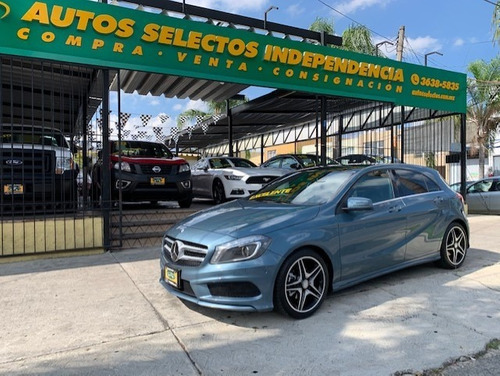 mercedes benz a200 sport qc aut unico dueño