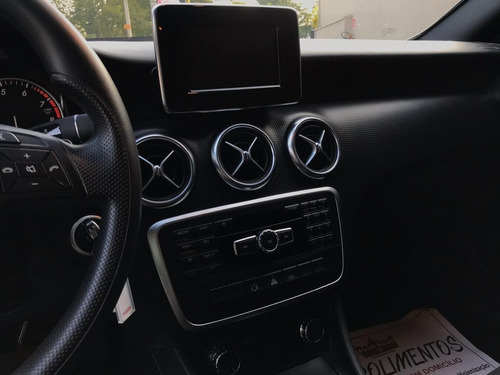 mercedes-benz a200 style 1.6 turbo gasolina 2015