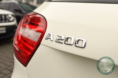 mercedes benz a200 urban 1.6 turbo aut./2014