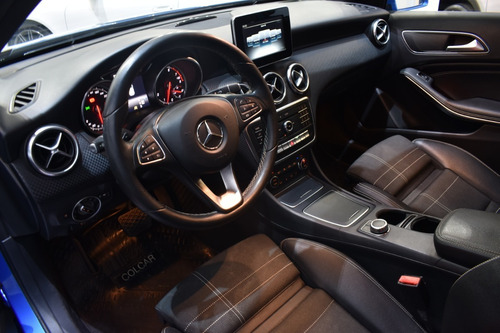 mercedes benz a200 urban aut bluefficiency - car cash