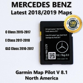 Mercedes-benz A2139069903 Garmin Map Pilot Navigation Tarjet