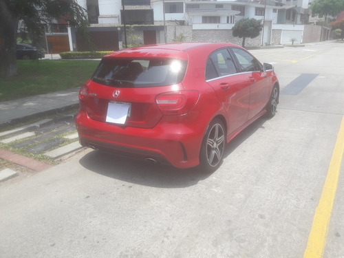 mercedes benz a250 sport edition con kit amg del año 2014