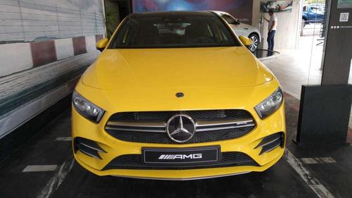 mercedes benz a35 a 35 amg 2020 0km amarillo sol conc ofic!!