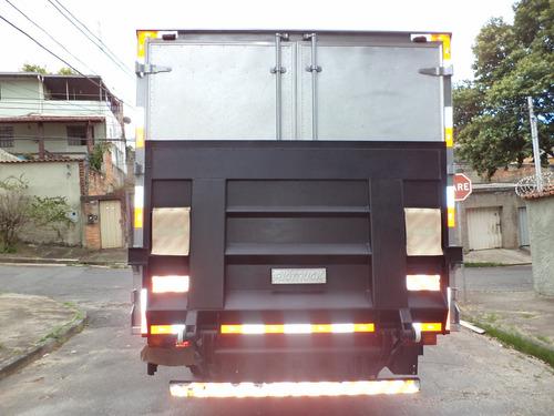 mercedes-benz accelo 1016 2012 bau plataforma