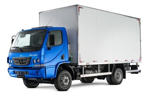 mercedes benz accelo 1016 ce caja automatica 0km