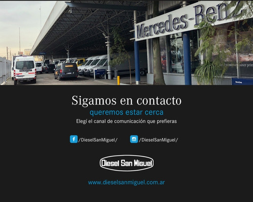 mercedes-benz accelo 1016/39 caja autom.