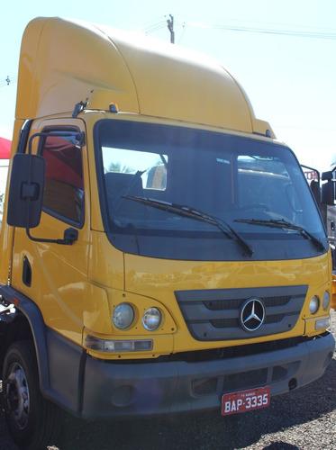 mercedes-benz accelo 815 - 2013/13 - 4x2  (bap 3355)