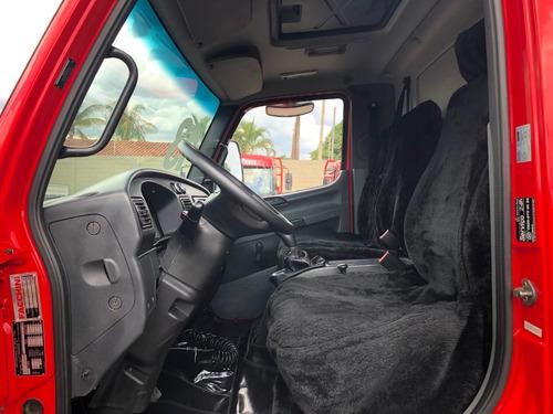 mercedes-benz accelo 815 4x2 2013/2013 - ativa caminhões