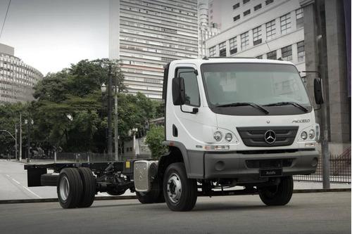 mercedes benz accelo 815 besten 0km camiones 2017