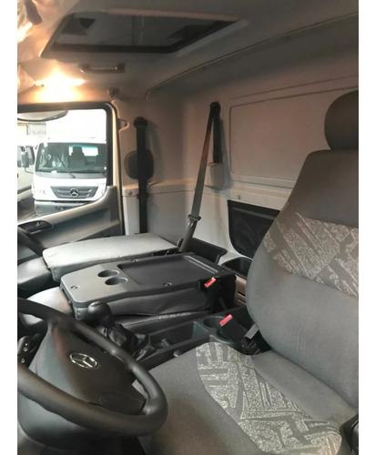 mercedes benz accelo 815 c/39 cabina extendida automatico