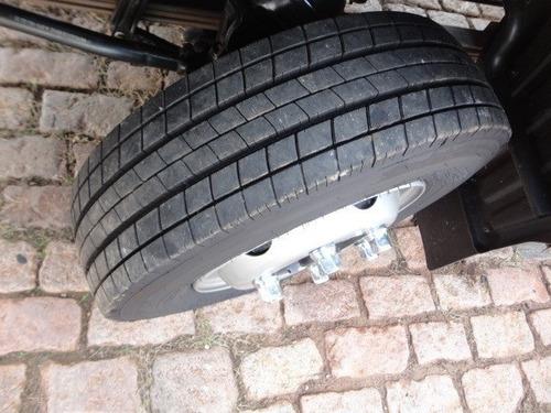 mercedes-benz accelo 815 carroceria 2012 - a