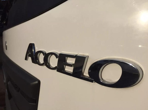 mercedes benz accelo 815 frontal