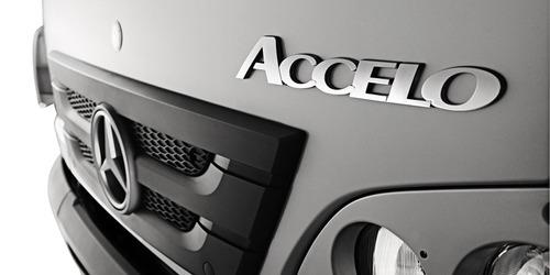 mercedes benz accelo 815/37 0km 2019 c/ flete y formulario