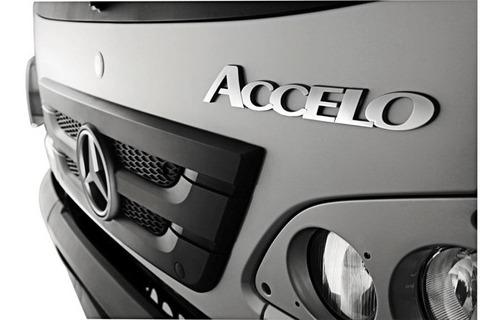mercedes-benz accelo 915