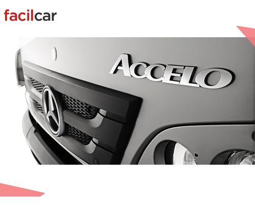 mercedes benz accelo 915 c 0km diesel 0km
