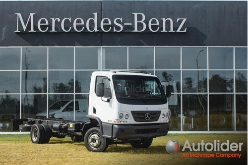 mercedes benz accelo 915 cabina simple 4x2 2019 - autolider