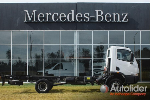 mercedes benz accelo 915 cabina simple 4x2 2020 - autolider