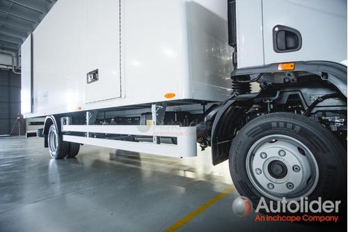 mercedes benz accelo 915 furgón 4x2 2020 0km - autolider