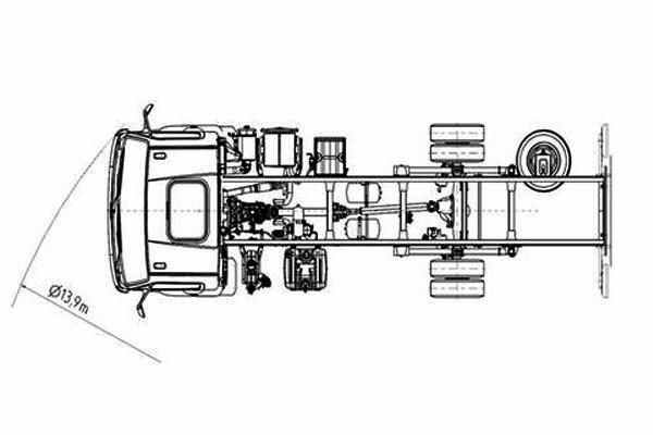 mercedes benz accelo 915 simp  euro iii