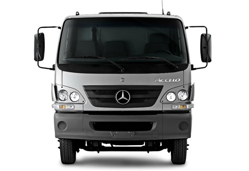 mercedes benz accelo camiones