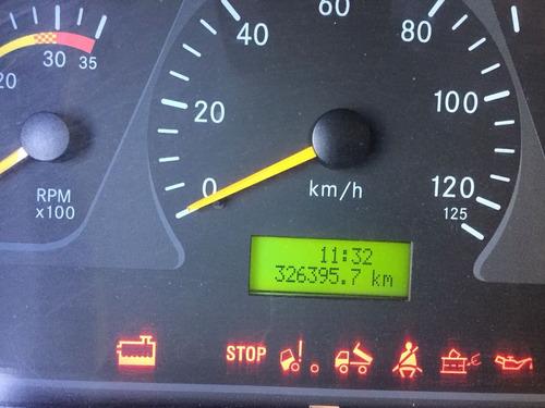 mercedes-benz acello 915c 4x2 2004 baú frigorífico 4,2m