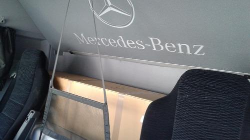 mercedes benz actros 1846ls/36 4x2 edicion especial